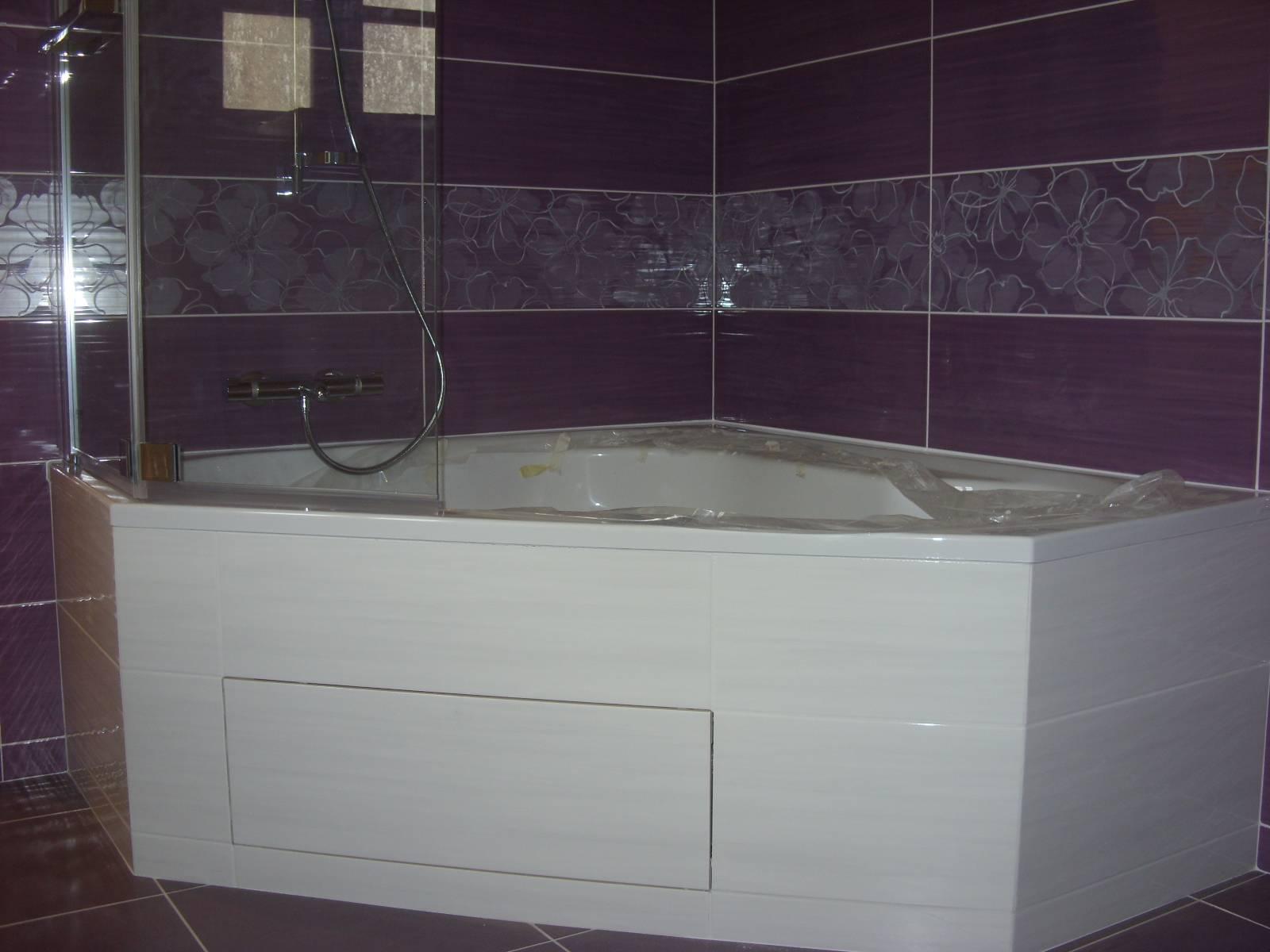 Artisan carreleur plombier et pose salle de bain for Pose salle de bain