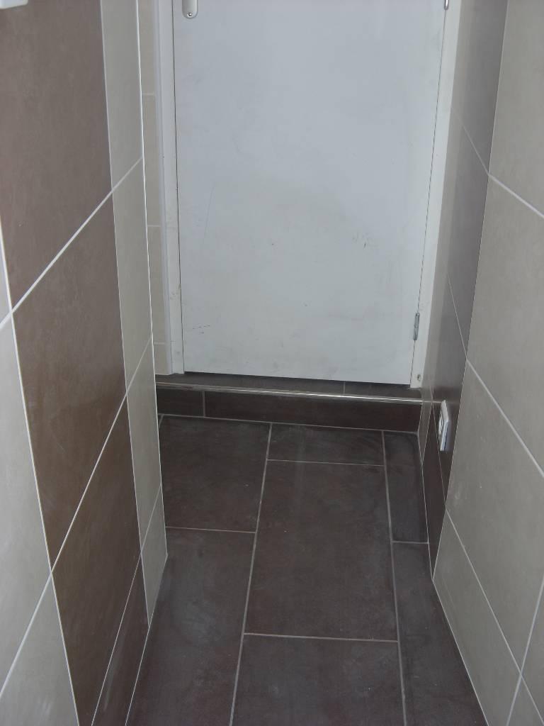 R alisation d 39 une salle de bain avec wc - Salle de bain avec wc ...